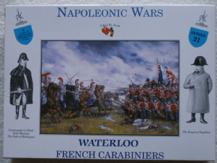 A Call To Arms 1/32 CAL3221 French Carabiniers 1810-1815 (Napoleonic)